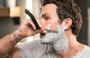 How long a straight razor shave lasts depend on many factors
