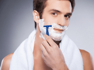 A closer shave starts with a quality razor