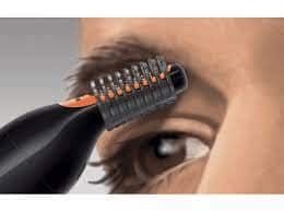 Learn how to use eyebrow trimmer attachment