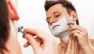 Shave With A Double-Edged Safety Razor