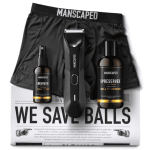 Manscaped offers stunning bundles and packages